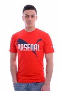 Tricou  PUMA  pentru barbati ARSENAL FC FAN CAT TEE