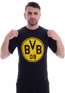 Tricou  PUMA  pentru barbati BVB FAN TEE 752866_12