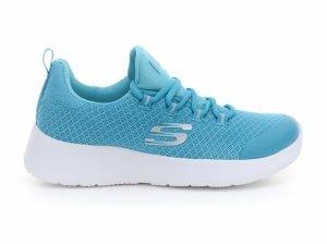 Pantofi sport  SKECHERS  pentru copii DYNAMIGHT 81017L_TEAL