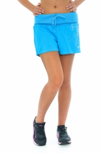 Pantalon scurt  PUMA  pentru femei GRAPHIC II SWEAT SHORTS 815333_09