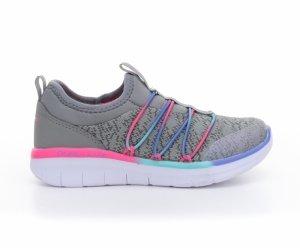 Pantofi sport  SKECHERS  pentru copii SYNERGY 2.0- SIMPLY 81623L_GYMT