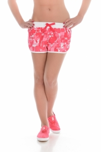 Pantalon scurt  PUMA  pentru femei NO.1 LOGO HOT PANTS 819406_01