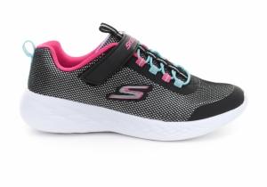 Pantofi sport  SKECHERS  pentru copii GO RUN 600-SPARKLE RUNNER 82008L_BKMT
