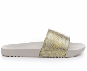 Papuci  ZAXY  pentru femei SNAP GLITTER SLIDE FEM 82440_90287