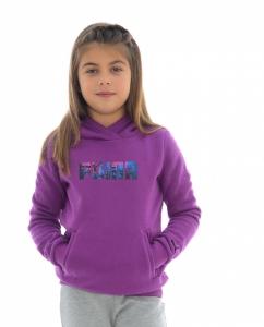 Hanorac  PUMA  pentru copii TD HOODED SWEAT 826030_02