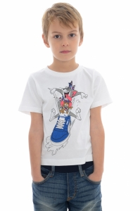 Tricou  PUMA  pentru copii TOM AND JERRY TEE 832887_01