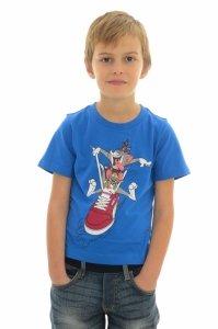 Tricou  PUMA  pentru copii TOM AND JERRY TEE 832887_02
