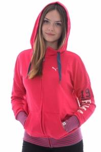 Jacheta  PUMA  pentru femei STYLE ATHL HOODED SWEAT JKT 836400_24