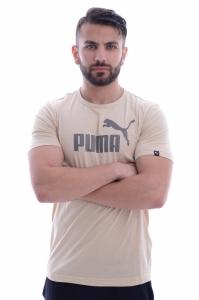 Tricou  PUMA  pentru barbati ESS NO.1 HEATHER TEE 838243_84