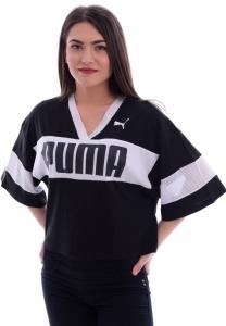 Tricou  PUMA  pentru femei URBAN SPORTS CROPPED TEE 850011_01