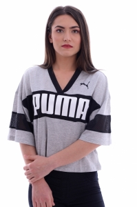 Tricou  PUMA  pentru femei URBAN SPORTS CROPPED TEE 850011_04