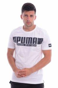 Tricou  PUMA  pentru barbati STYLE ATHLETICS GRAPHIC TEE 850028_02