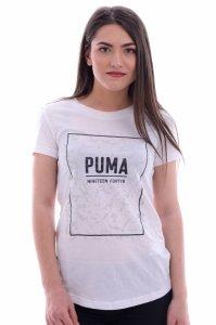 Tricou  PUMA  pentru femei FUSION GRAPHIC TEE 850107_02