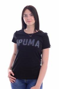 Tricou  PUMA  pentru femei ATHLETIC TEE 850147_01