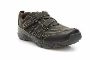Pantofi casual  SKECHERS  pentru copii DIAMETER LANDON 91635L_DBRN