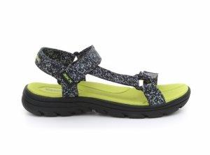 Sandale  SKECHERS  pentru copii SUPREME 92218L_BKGY