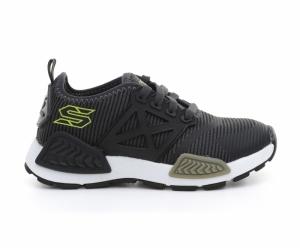 Pantofi sport  SKECHERS  pentru copii KINECTORS- NANOVOLT 97671L_OLBK