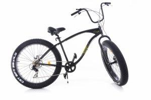 Bicicleta  PEGAS  pentru barbati CUTEZATOR CU 7 VITEZE(FAT BIKE) A01CUTEZATOR_KAK