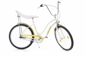Bicicleta  PEGAS  pentru femei STRADA 2 F CU 3 VITEZE A01STR2L3S_ALB