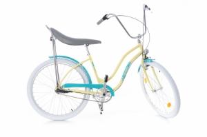 Bicicleta  PEGAS  pentru femei STRADA 2 F CU 3 VITEZE A01STR2L3S_CRE