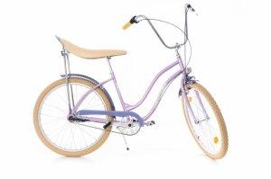 Bicicleta  PEGAS  pentru femei STRADA 2 F CU 3 VITEZE A01STR2L3S_ROZ