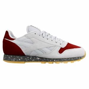 Pantofi sport  REEBOK  pentru barbati CL LEATHER SM AQ97_72