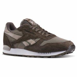 Pantofi sport  REEBOK  pentru barbati CLASSIC LEATHER CLIP AQ97_97