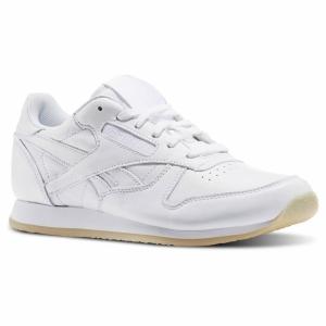 Pantofi sport  REEBOK  pentru femei CL LTHR CREPE NEUTR AR09_87