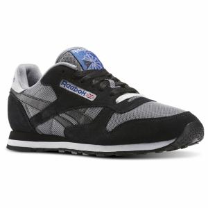Pantofi sport  REEBOK  pentru barbati CLASSIC SPORT CLEAN AR12_81