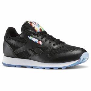 Pantofi sport  REEBOK  pentru barbati CL LEATHER BF AR16_86