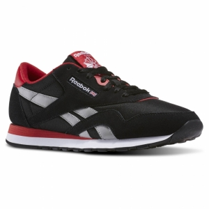 Pantofi sport  REEBOK  pentru barbati CL NYLON TS AR27_78