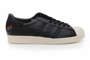 Pantofi casual  ADIDAS  pentru barbati SUPERSTAR 80S CNY BA77_78