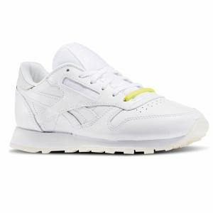 Pantofi sport  REEBOK  pentru femei CL LTHR FACE BD13_28