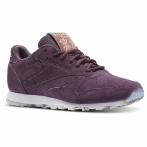 Pantofi sport  REEBOK  pentru barbati CLASSIC LEATHER SHIMMER BD15_20