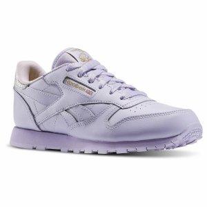 Pantofi sport  REEBOK  pentru femei CLASSIC LEATHER BD55_43
