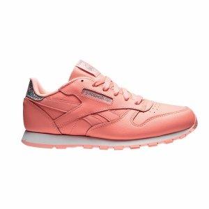 Pantofi sport  REEBOK  pentru femei CLASSIC LEATHER BS89_81