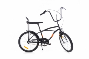Bicicleta  PEGAS  pentru copii STRADA MINI CU 3 VITEZE M01MINI3S_NEG