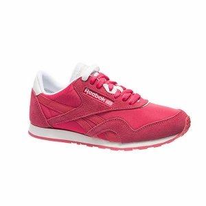 Pantofi sport  REEBOK  pentru femei CL NYLON SLIM PIGME M462_37