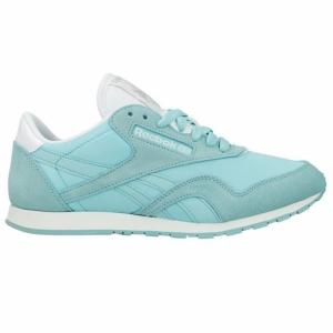 Pantofi sport  REEBOK  pentru femei CL NYLON SLIM PIGME M462_38
