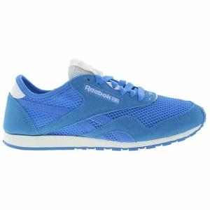 Pantofi sport  REEBOK  pentru femei CL NYLON SLIM PIGMENT M465_57