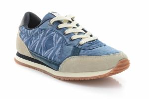 Pantofi sport  PEPE JEANS  pentru copii SYDNEY DENIM PBS30176_563