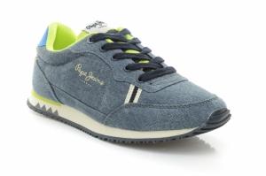 Pantofi sport  PEPE JEANS  pentru copii SYDNEY CANVAS PBS30200_572