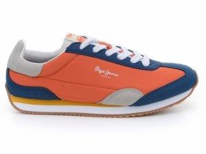 Pantofi sport  PEPE JEANS  pentru copii TAHITI RETRO PBS30345_173