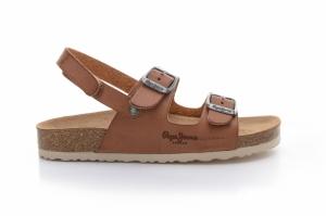 Sandale  PEPE JEANS  pentru copii BIO VAQUETA PBS90018_877