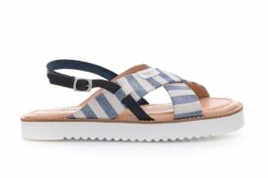 Sandale  PEPE JEANS  pentru femei CAMILLE MARINE WNS PGS90082_562F