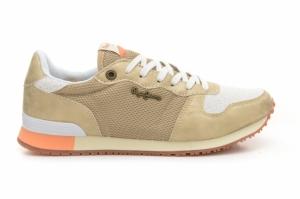 Pantofi sport  PEPE JEANS  pentru femei GABLE GOLD PLS30327_099