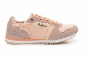 Pantofi sport  PEPE JEANS  pentru femei GABLE MONOCROME PLS30448_310