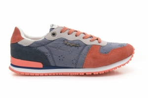 Pantofi sport  PEPE JEANS  pentru femei GABLE ANGLAISE PLS30459_588