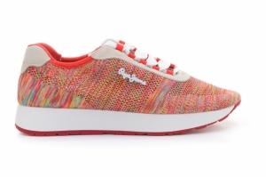 Pantofi sport  PEPE JEANS  pentru femei SALLY FISHNET PLS30490_245