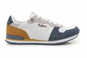 Pantofi sport  PEPE JEANS  pentru femei GABLE ANGLAISE SOUL PLS30508_800